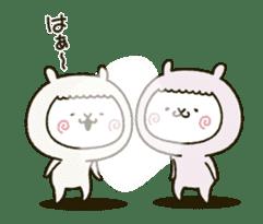 fool alpaca SP sticker #14066323