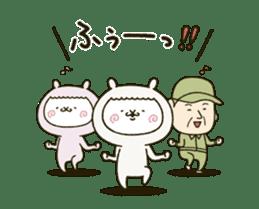 fool alpaca SP sticker #14066336