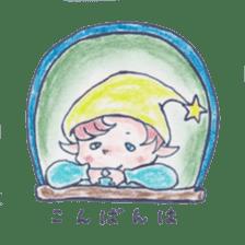 Pastel Sticker sticker #14069458
