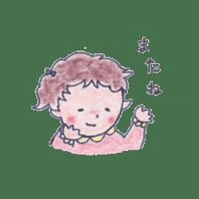 Pastel Sticker sticker #14069461