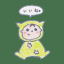 Pastel Sticker sticker #14069466