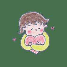 Pastel Sticker sticker #14069468