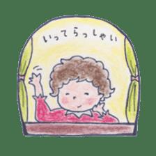 Pastel Sticker sticker #14069479