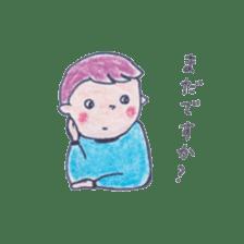 Pastel Sticker sticker #14069485