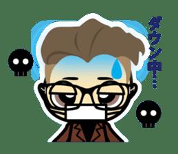 issei kun Sticker sticker #14069567