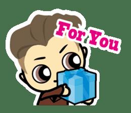 issei kun Sticker sticker #14069570