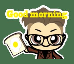 issei kun Sticker sticker #14069572