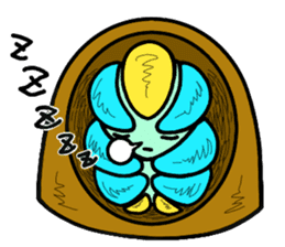 Kurimia of Pine sticker #14071953