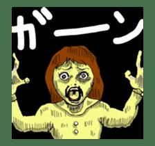 move,uzai choicowa no gekiga sticker #14072210