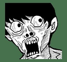 move,uzai choicowa no gekiga sticker #14072221