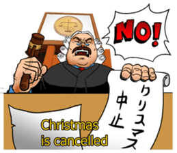 Christmas is Cancelled sticker #14072729