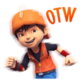 BoBoiBoy Galaxy sticker #14076548