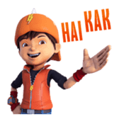 BoBoiBoy Galaxy sticker #14076556