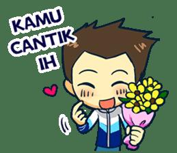 Kamilatu! sticker #14079405