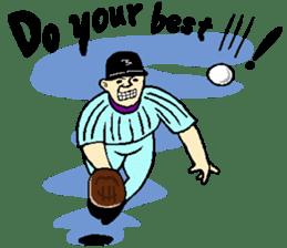 Why sports ? (new) sticker #14080542