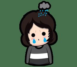 I'M TIGER CRY sticker #14096377