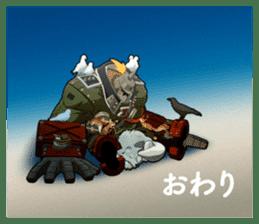 GUILTY GEAR Xrd -REVELATOR- sticker #14096748