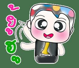 Hello! My name is Shiba. ^_^ sticker #14097279