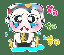 Hello! My name is Shiba. ^_^ sticker #14097282