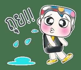 Hello! My name is Shiba. ^_^ sticker #14097300