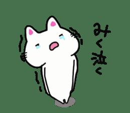 Miku is a dedicated sticker sticker #14097480
