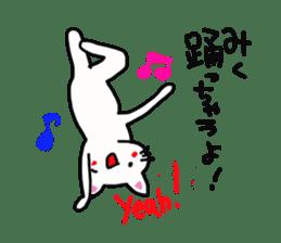 Miku is a dedicated sticker sticker #14097490