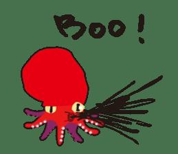 pokefasu english Sticker sticker #14097555