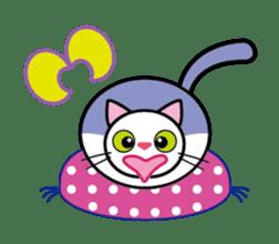 Cat THE POOTON 2 sticker #14097663