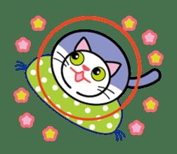 Cat THE POOTON 2 sticker #14097669