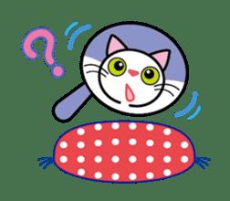 Cat THE POOTON 2 sticker #14097676