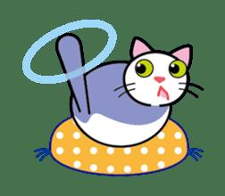 Cat THE POOTON 2 sticker #14097678