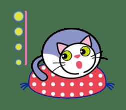 Cat THE POOTON 2 sticker #14097679