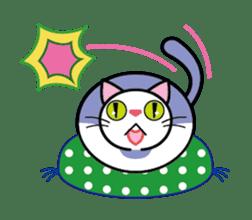 Cat THE POOTON 2 sticker #14097689