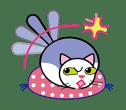 Cat THE POOTON 2 sticker #14097690
