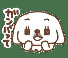 Pekingese TONTON sticker #14097873