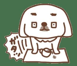 Pekingese TONTON sticker #14097874
