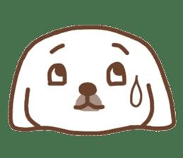 Pekingese TONTON sticker #14097876