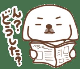 Pekingese TONTON sticker #14097889