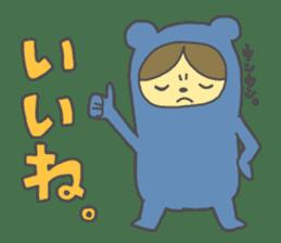 Idols love animals sticker #14098018