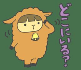 Idols love animals sticker #14098029