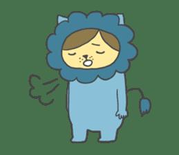 Idols love animals sticker #14098039