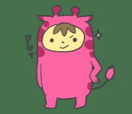 Idols love animals sticker #14098042