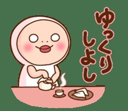 Shirome&Omame winter sticker #14099297