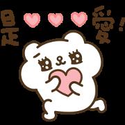 สติ๊กเกอร์ไลน์ SongSongMeow's Love Stickers