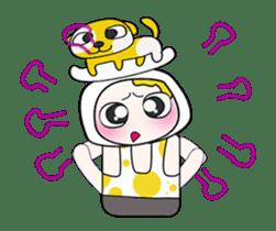 Mr. Yamada . I love dog.^_^ sticker #14099692