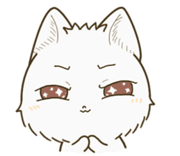 QQ fox-face sticker #14099808