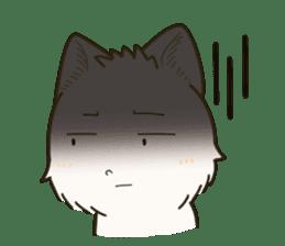 QQ fox-face sticker #14099814