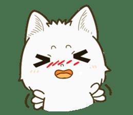 QQ fox-face sticker #14099819