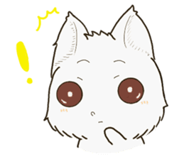 QQ fox-face sticker #14099822