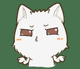 QQ fox-face sticker #14099829
